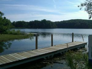 Crooked Lake boat launch