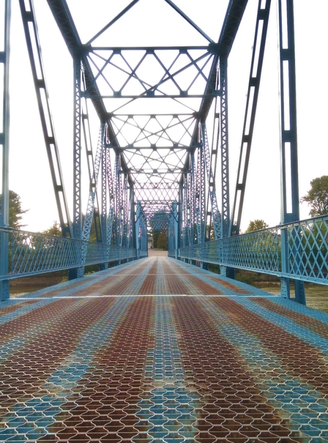 Tindall Bridge, 100 years old
