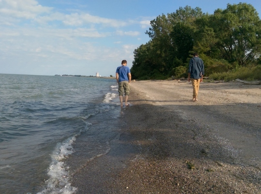 my-two-friends-on-the-lake-erie-beach-800x594