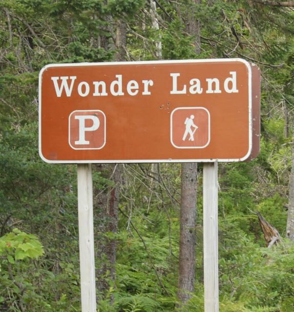 Acadia Wonderland Trail sign (602x640)