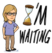 I'm waiting avatar