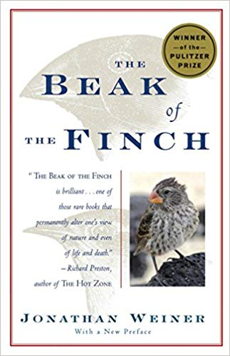 Beak of the Finch cover image
